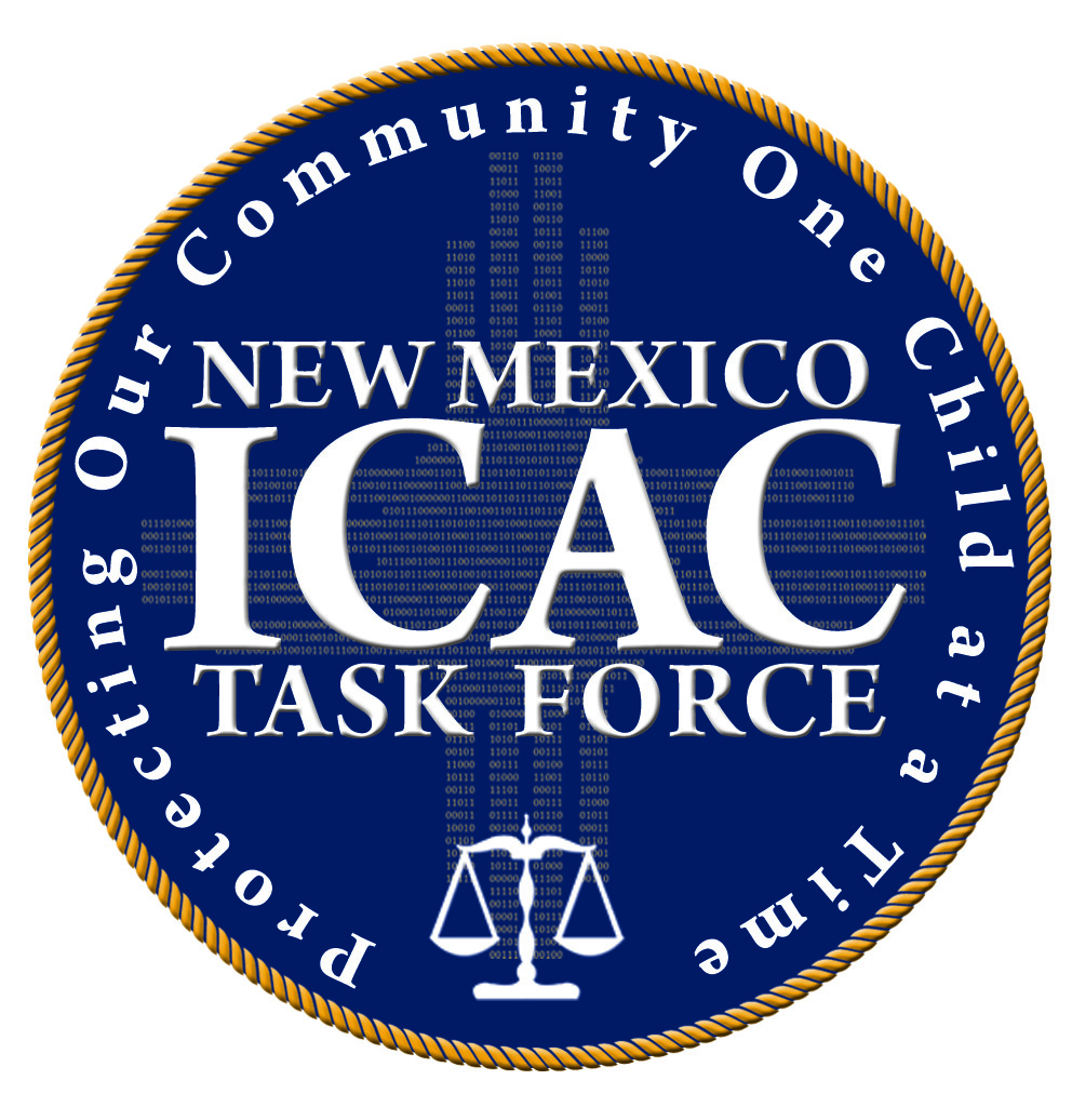 A picture of the New Mexico icac logo